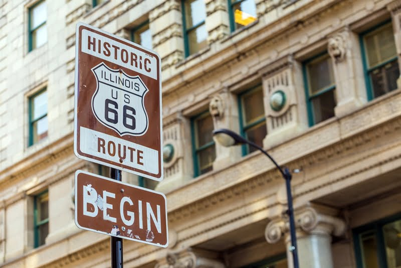What to see on Route 66 in Oklahoma
